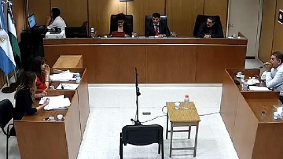 El policía fue declarado culpable ayer por un tribunal de Juicio. (foto: gentileza MPF)