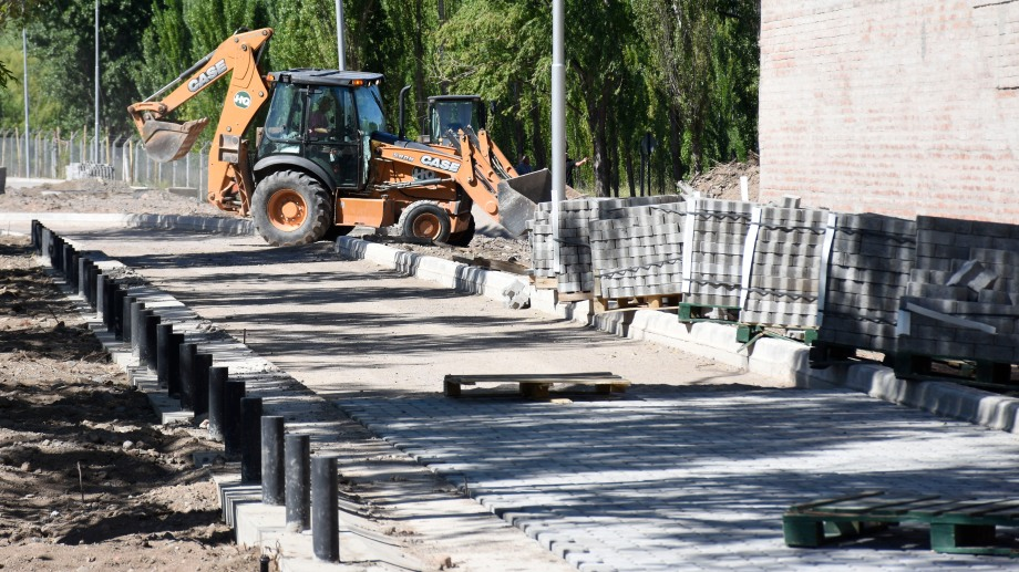 Las obras costeras serán parte de los 5.000 millones que estarán previstas para la ejecución 2021 en el nuevo presupuesto (foto archivo Flor Salto)