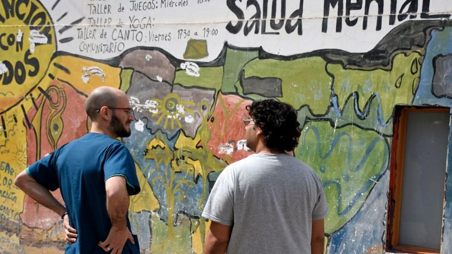 Los trabajadores del sector hicieron un informe sobre las necesidades que tienen. Foto Florencia Salto