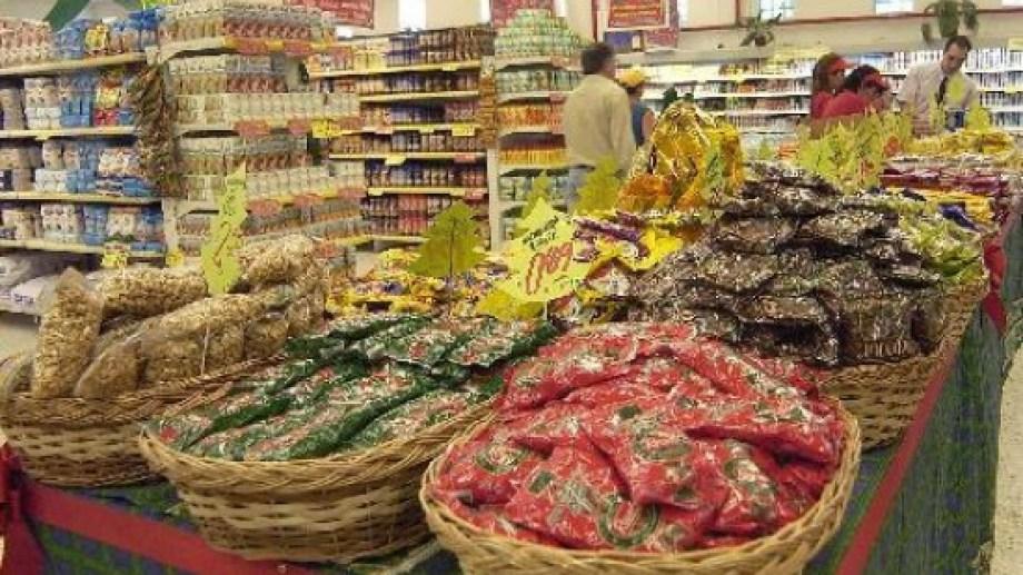 Acipan informó que este año el aumento de los productos navideños será del 54%.