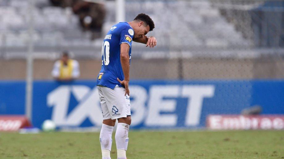 Los de Belo Horizonte perdieron con Palmeiras y jugarán en la segunda categoría.
