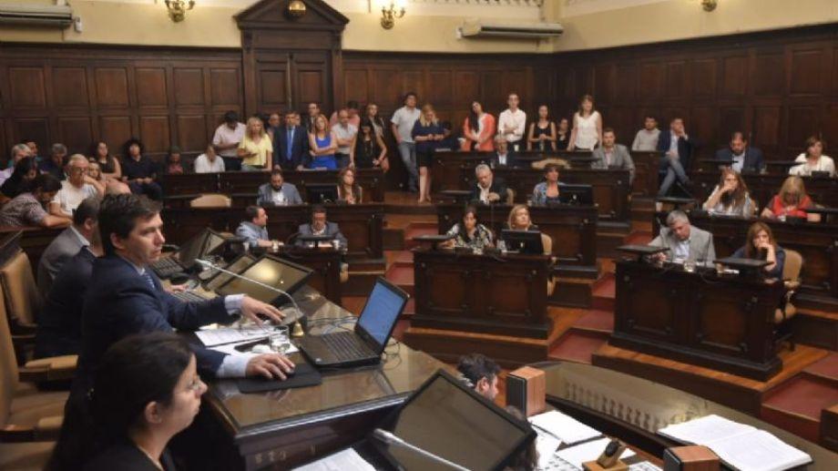 Cámara de Diputados de Mendoza. Foto: gentileza MDZ online.-
