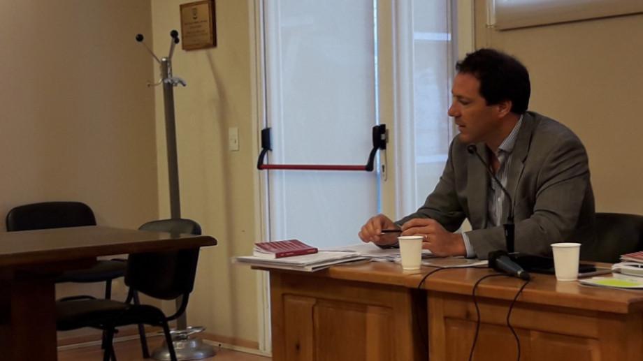 El fiscal Martín Govetto investigó el caso y llevó a juicio al imputado que sigue libre aun porque la sentencia condenatoria aún no está firme. (Foto de archivo)