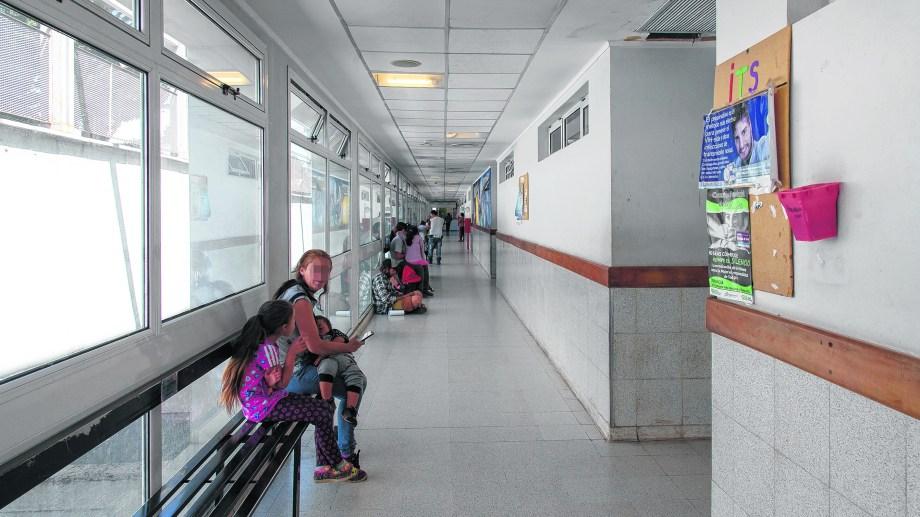 La medida de fuerza comienza el lunes en todos los hospitales de la provincia. Foto: archivo