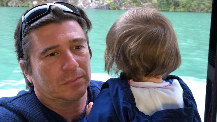 El hombre reside en Estados Unidos y había viajado hasta Bariloche para ver al bebé de 1 año. Foto: gentileza Ministerio Público Fiscal.