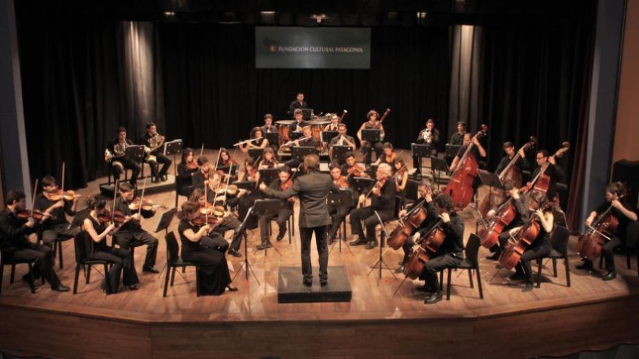 La Orquesta Filarmónica de Río Negro será protagonista durante las diversas actividades.