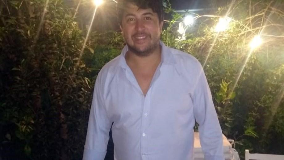 Renzo Mercado, el traumatólogo que falleció en la Ruta 65 el viernes pasado tras un accidente con un Koko. (Foto: Gentileza)