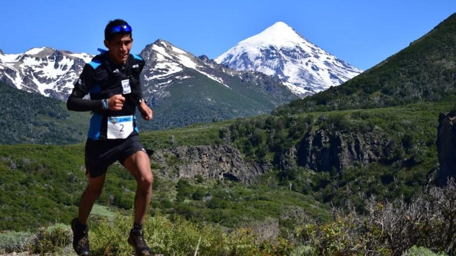 Sergio Pereyra fue el más rápido entre los varones.