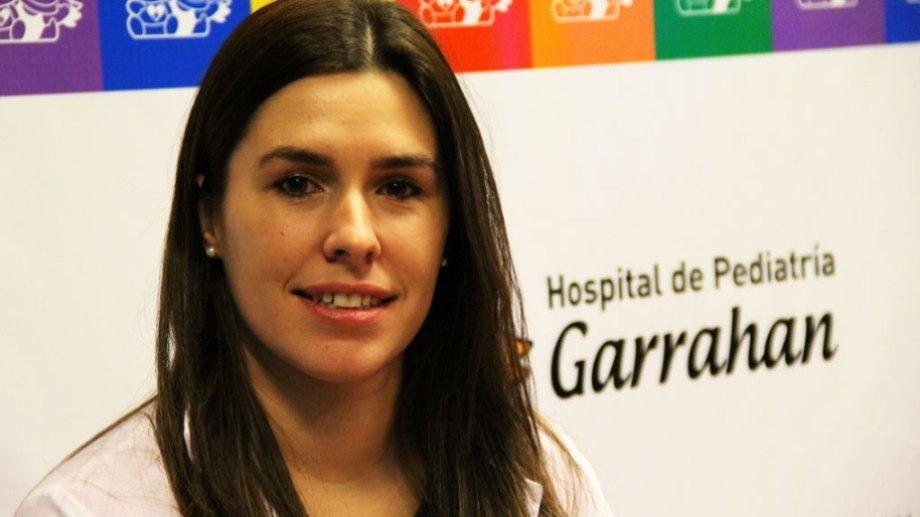 La oncóloga infantil Victoria Sobrero es de General Roca pero trabaja en Bariloche. Foto: archivo
