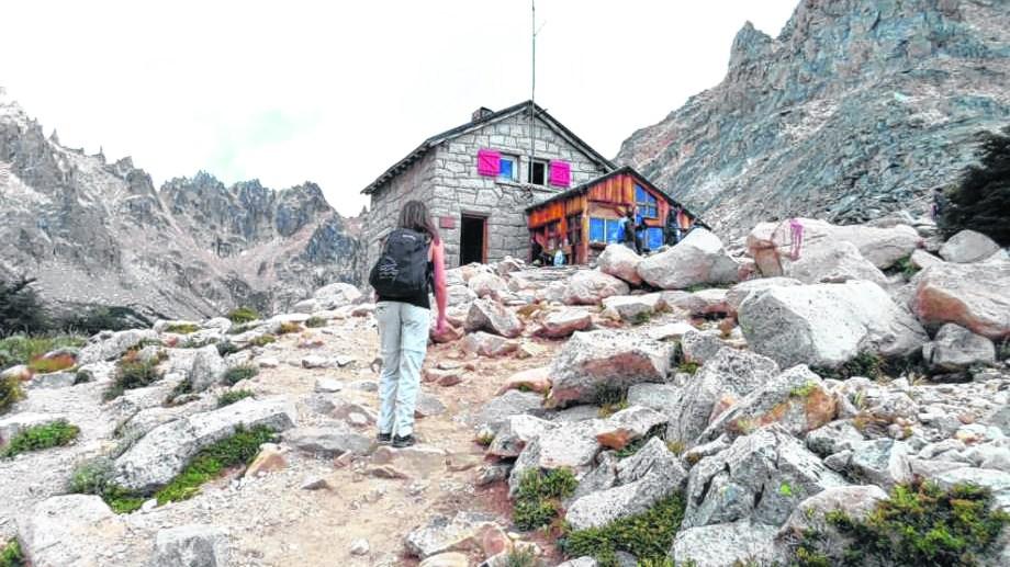 El turista había salido con un grupo de amigos para hacer el ascenso hasta el refugio Frey, informaron desde Parques Nacionales. (Foro archivo)