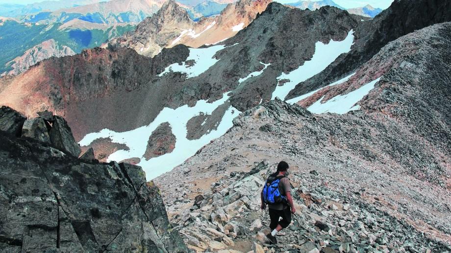 Bariloche cuenta con una amplia variedad de senderos de montaña con distintas dificultades. Foto: Archivo