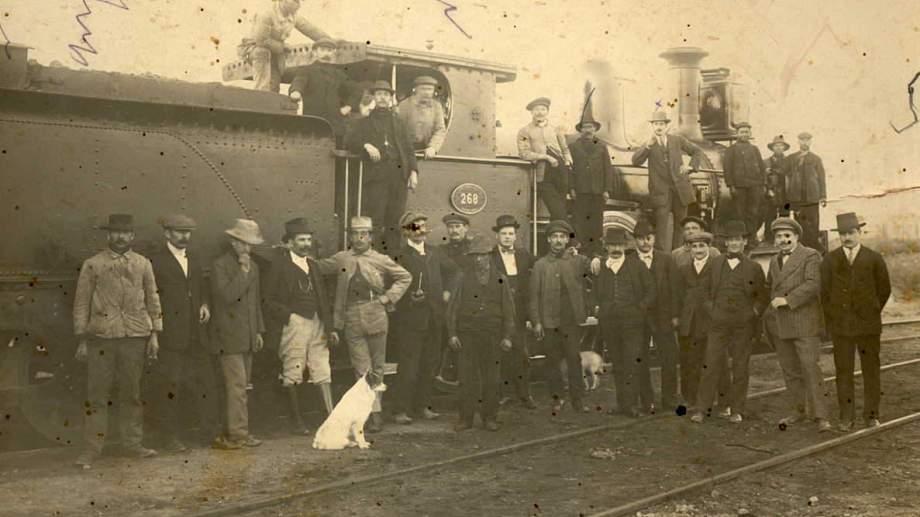 Foto: Gentileza Archivo Histórico Neuquén Capital.