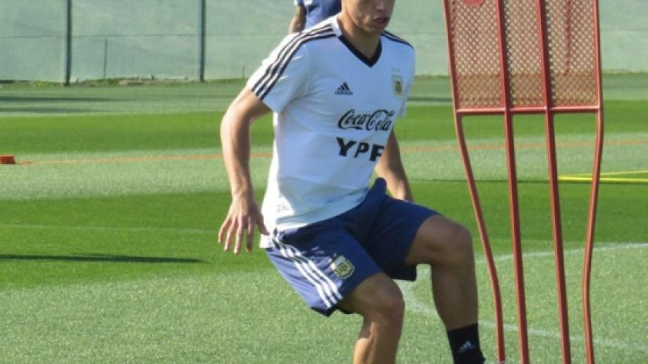 Facundo fue una parte importante del plantel de Argentina que jugó el Mundial Sub 20 que se jugó en Polonia el año pasado.
