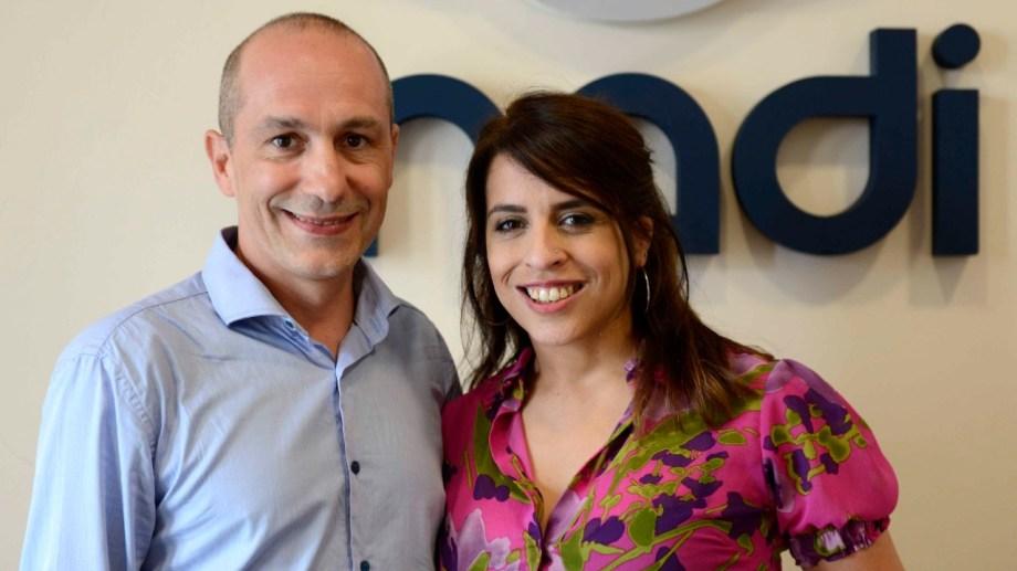 Nogueira anunció, esta mañana, que fue nombrado delegado del Inadi en Neuquén. (Gentileza).-