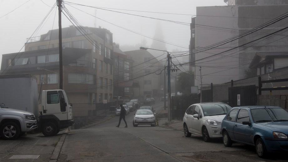 La visibilidad es de 7 kilómetros. Foto: Marcelo Martínez