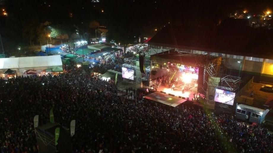 La Fiesta Nacional del Lúpulo coincide este año con el fin de semana largo de Carnaval, el 21, 22 y 23 de febrero. gentileza