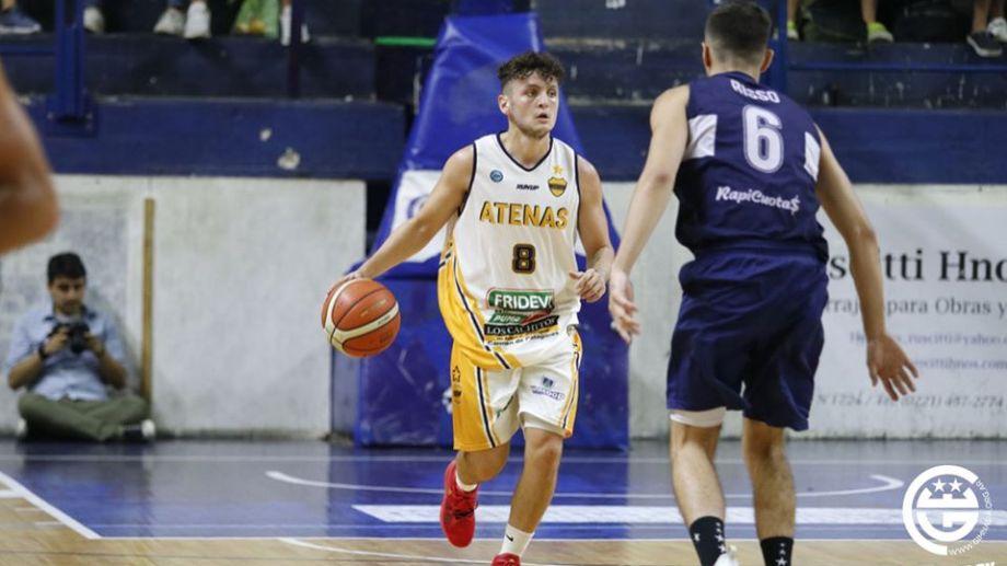 Atenas no pudo con Gimnasia en La Plata.
