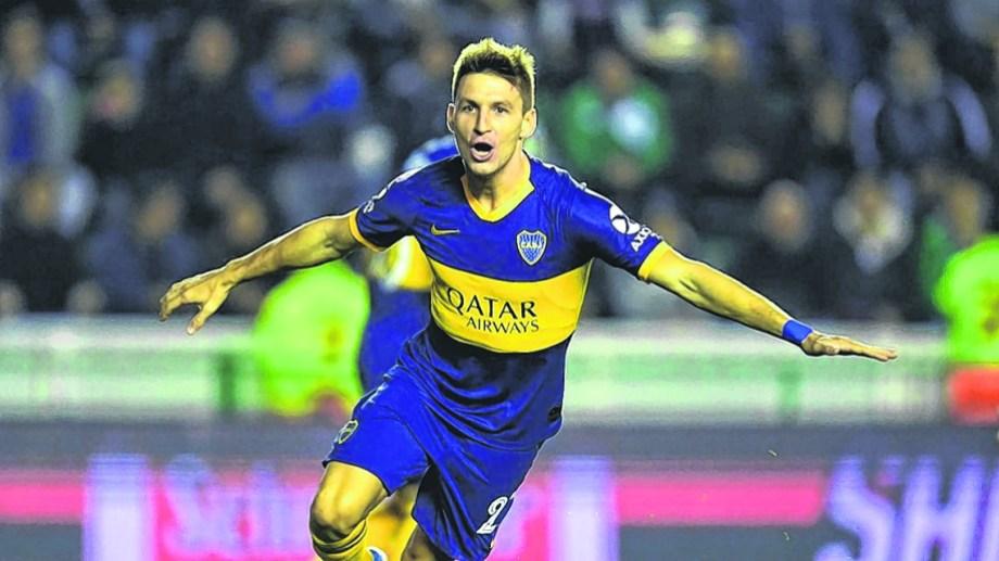 Franco Soldano parece haberle ganado la pulseada a Ábila para jugar ante Talleres.
