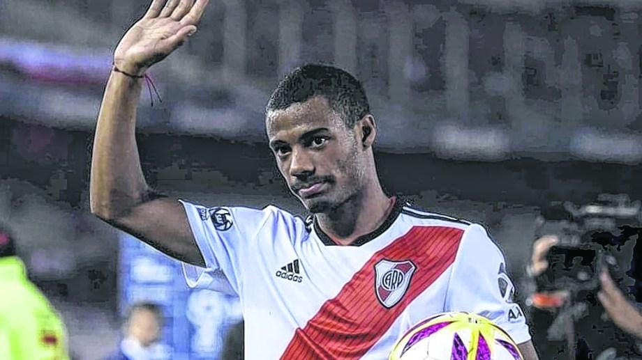 El uruguayo Nicolás de la Cruz regresa al equipo millonario en lugar de Leo Ponzio.