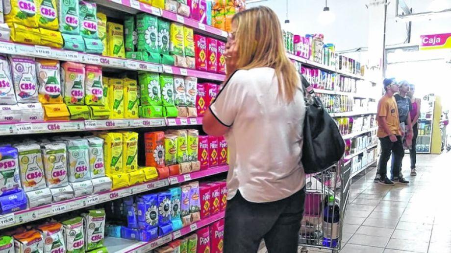 Se destacaron en septiembre los aumentos en pan y cereales, verduras y frutas.