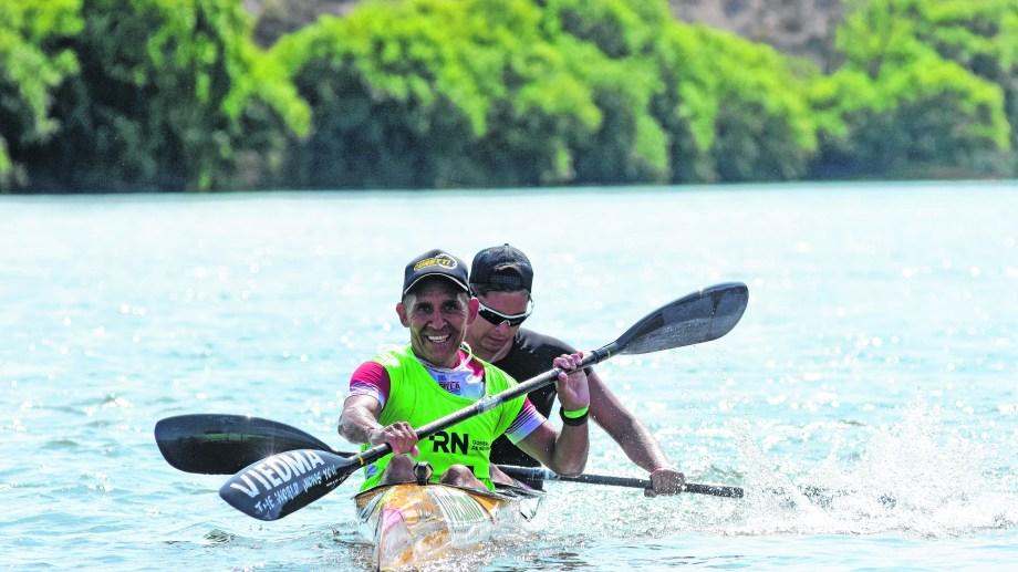 Omar y Julián Linares se están dando el gusto de sus vidas. FOTO: ANDRES MARIPE