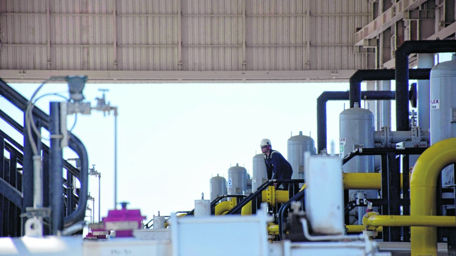 La provincia proyecta que las regalías por petróleo sean mayores que las de gas.