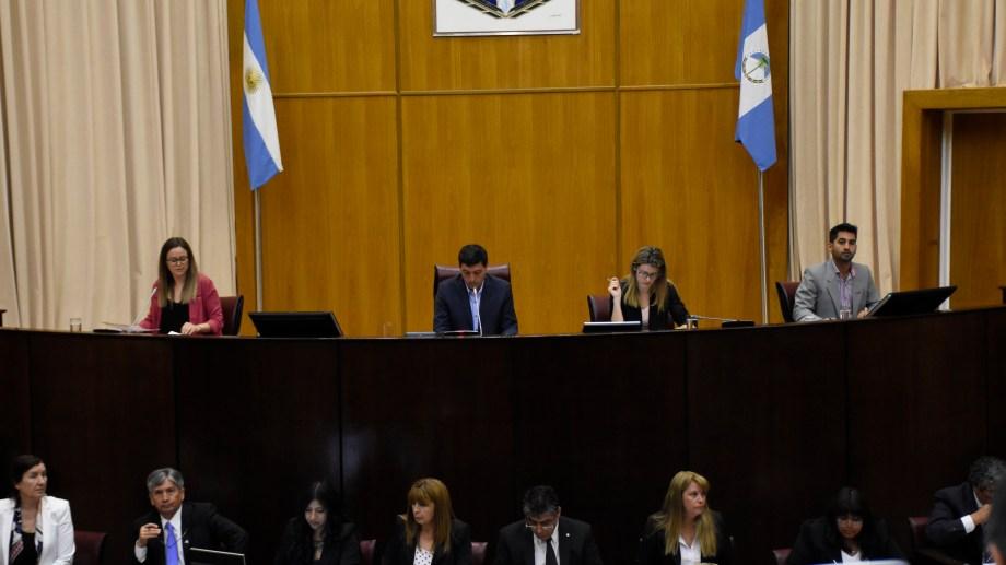 El presidente de la Legislatura, Marcos Koopmann,  aseguró que no habrá obstáculos.
