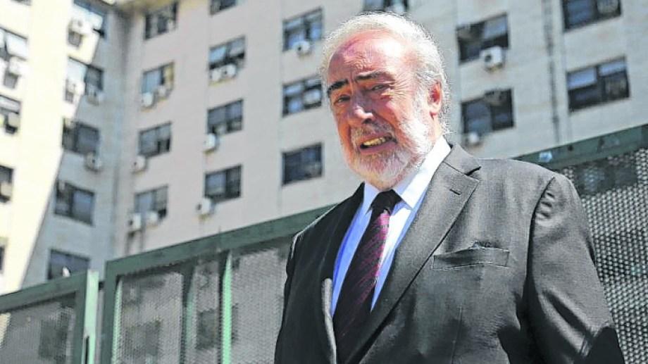 Eduardo Barcesat. El constitucionalista argentino presidirá el tribunal.