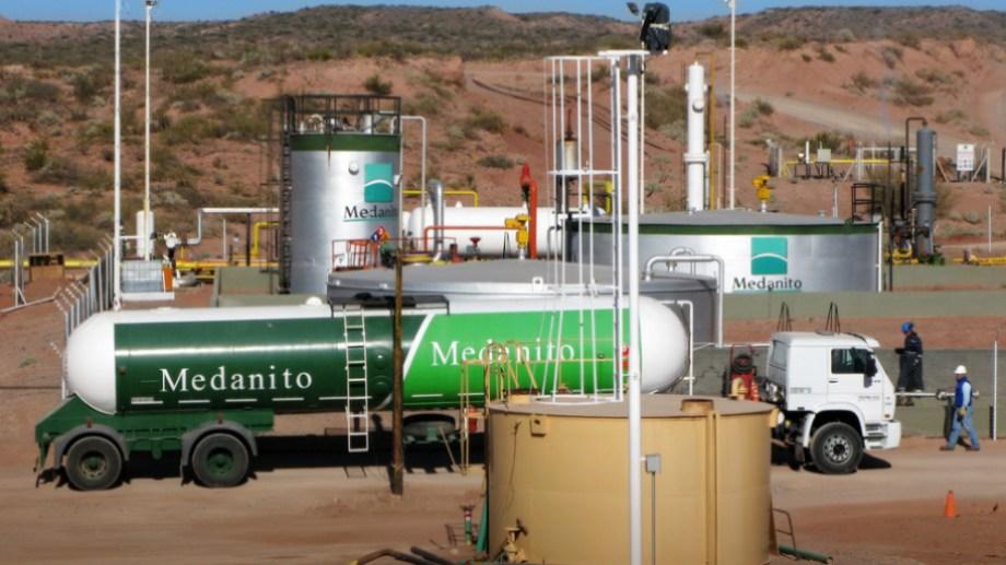La petrolera Medanito arrastra desde hace años una compleja situación financiera.