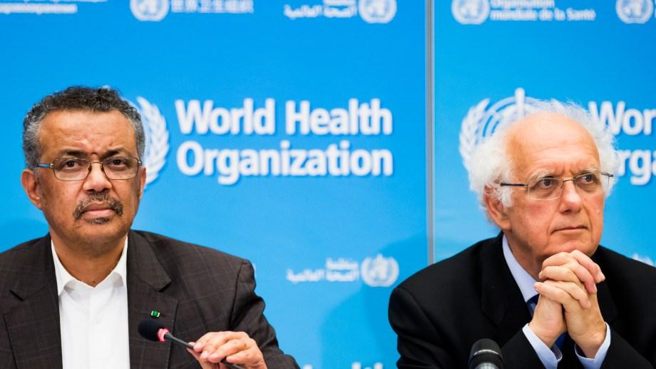 """La Organización Mundial de la Salud (OMS) declaró hoy la """"emergencia de salud pública internacional"""" por el coronavirus. (Foto: AP)"""