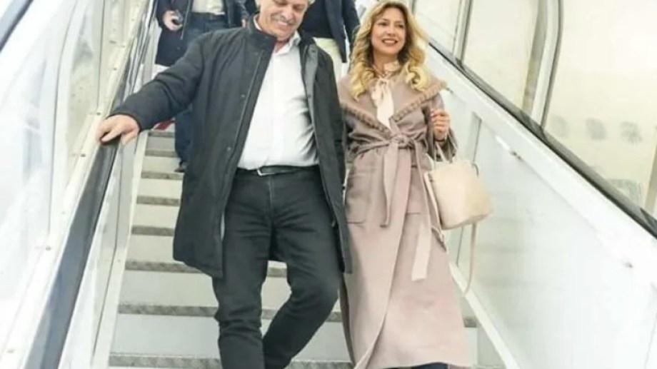 Alberto Fernández volvió hace pocos días de Israel. Foto: archivo.-