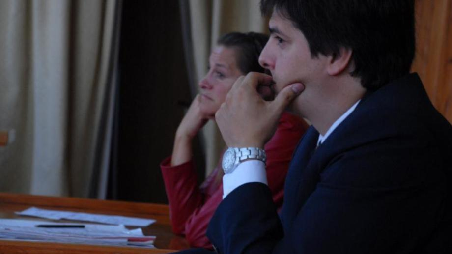 El juez Marcos Burgos impuso un mes de prisión condicional. Foto: archivo