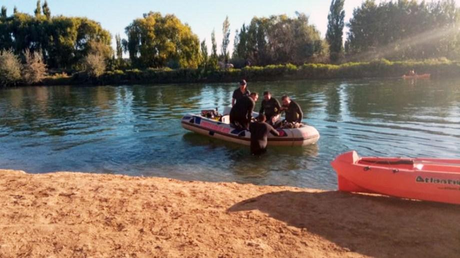 Hallaron el cuerpo del joven que se tiró a nadar en el canal de Cordero y no logró salir. (Foto: Archivo)