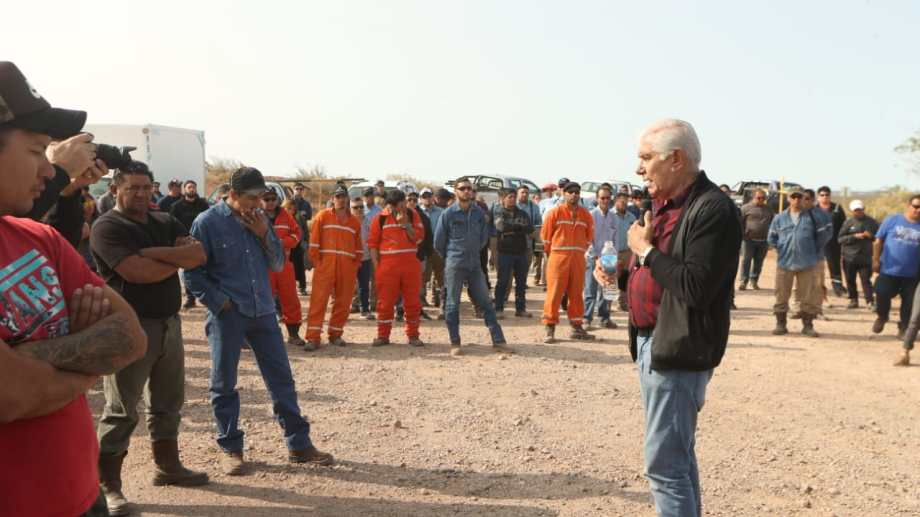 El gremio petrolero realizó asambleas en Catriel, Rincón de los Sauces y Plaza Huincul.
