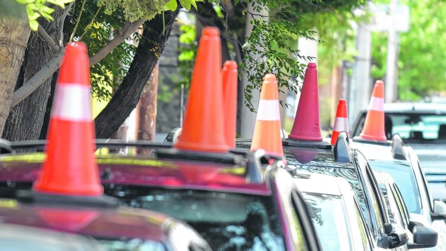 Los controles de tránsito se realizan semanalmente en puntos estratégicos de la ciudad.