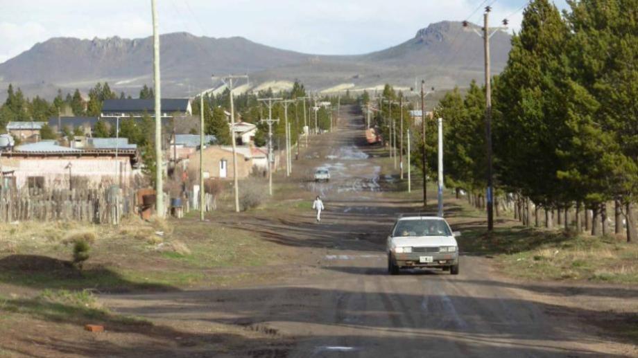 El hospital de Pilcaniyeu atiende a una población cercana de 1000 vecinos. Foto: archivo