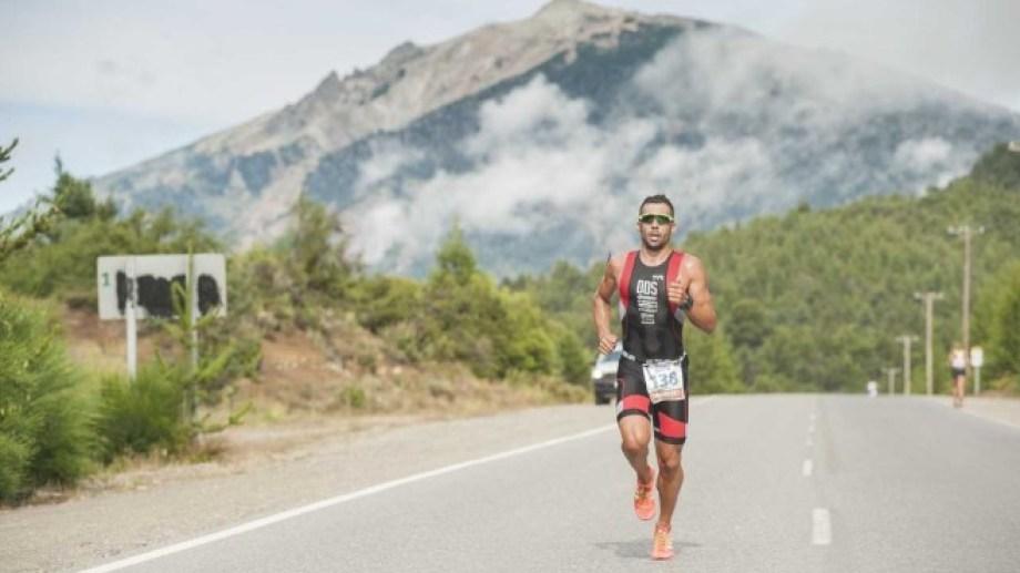 El triatlón Escape de la isla Huemul se realizará el domingo 19 a partir de las 7. Archivo