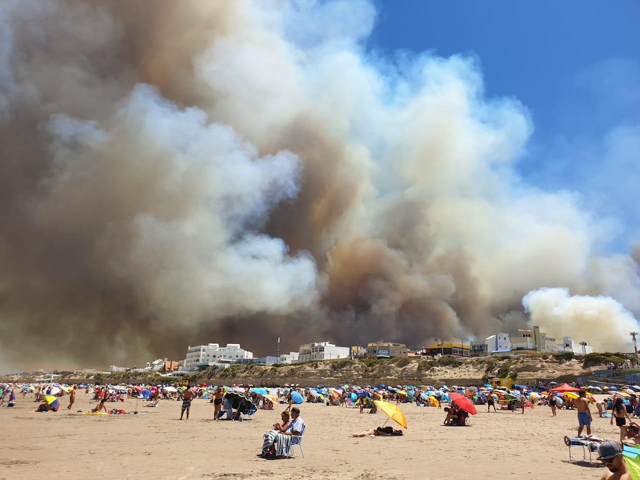 Resultado de imagen para fotos de incendios en rio negro