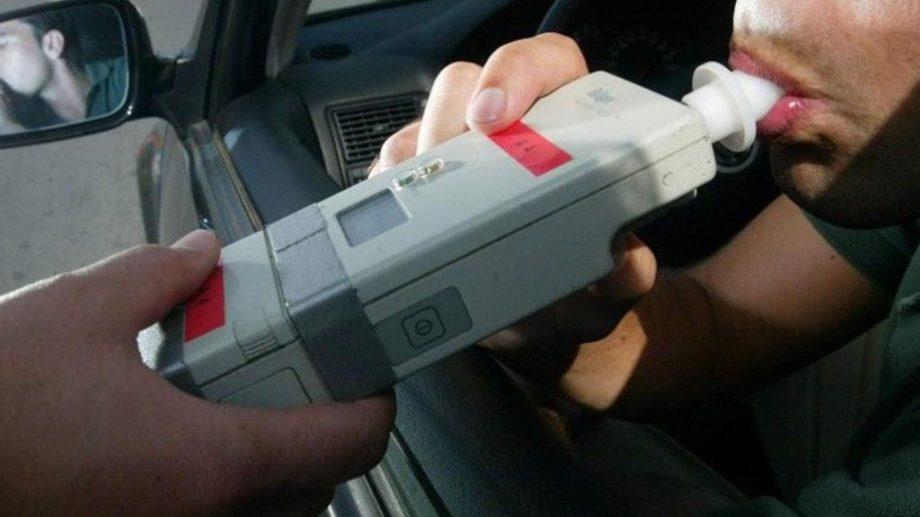 El test marcó que conducía con 3,19 de alcohol en sangre. (foto: ilustrativa)