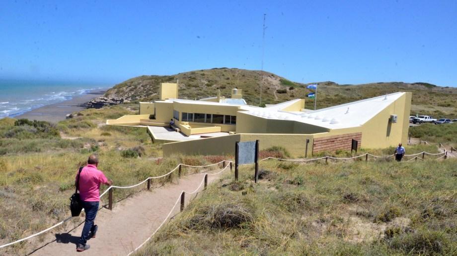 El Centro de Interpretación de Punta Bermeja se encuentra cerrado desde el inicio de la pandemia. Foto: Marcelo Ochoa