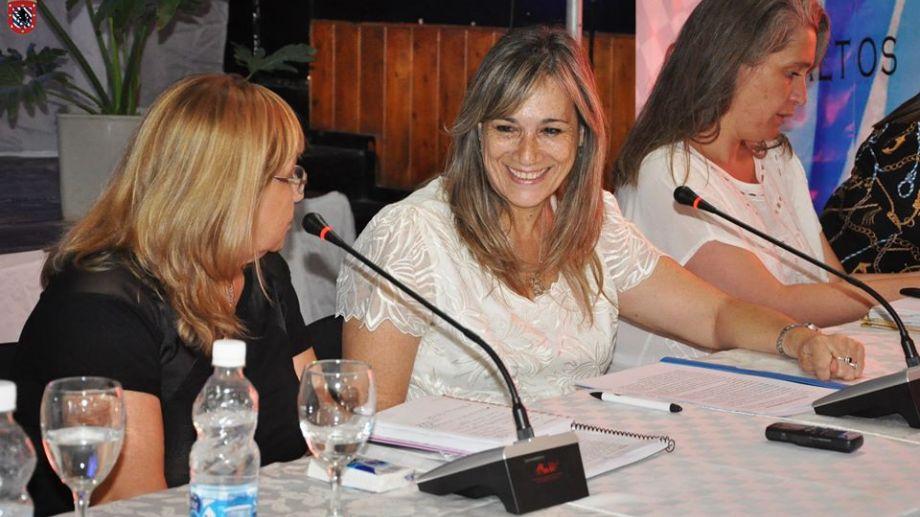 Apertura de sesiones del Deliberante de Cinco Saltos. (Foto gentileza)