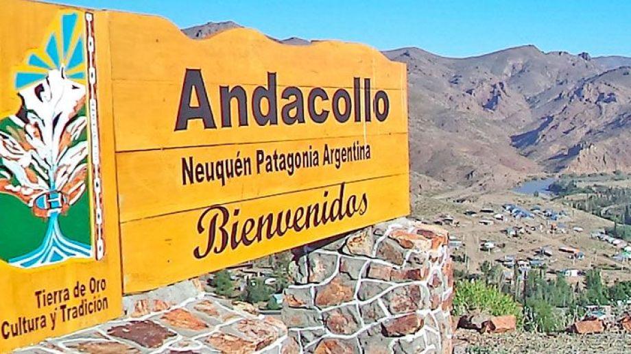 El sismo ocurrió cuatro kilómetros al oeste de Andacollo. (Gentileza).-