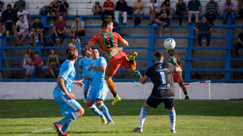 Puerto sumó 3 puntos en el Torneo Federal Amateur. Foto: Marcelo Martinez