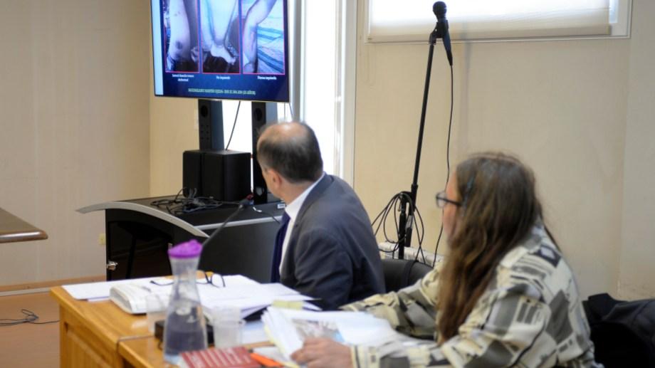 El fiscal Guillermo Lista insistió en la acusación de los cuatro policías acusados. Foto: archivo