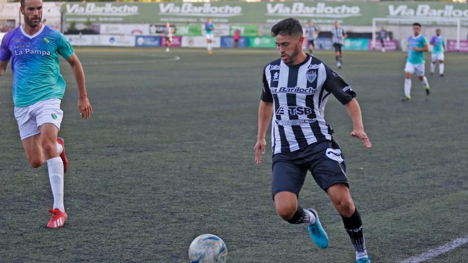 Trecco ya jugó en Cipo entre 2019 y 2020. (Foto: Archivo Juan Thomes)