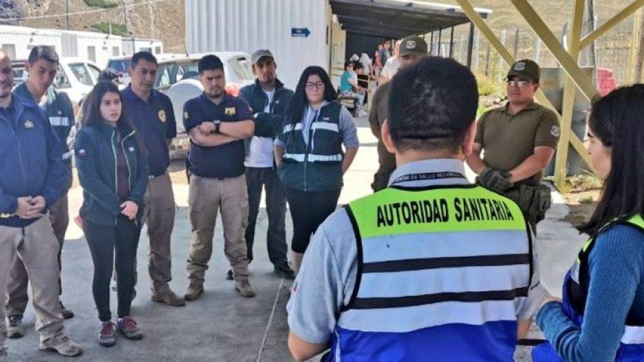 En Chile hay 260 casos sospechosos de coronavirus que están bajo monitoreo. Gneitleza Seremi Chile