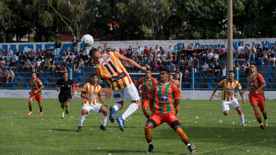 Regional Amateur. Foto: Marcelo Martinez