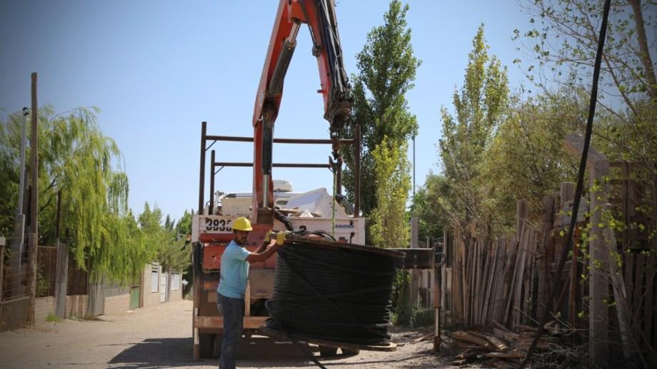 Operarios de Edersa trabajaban para reparar un cable que dejó sin luz a todo Las Perlas. (Foto: Archivo)