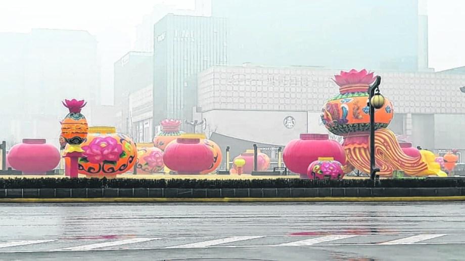 Dos cipoleñas visitaron China en medio del coronavirus.