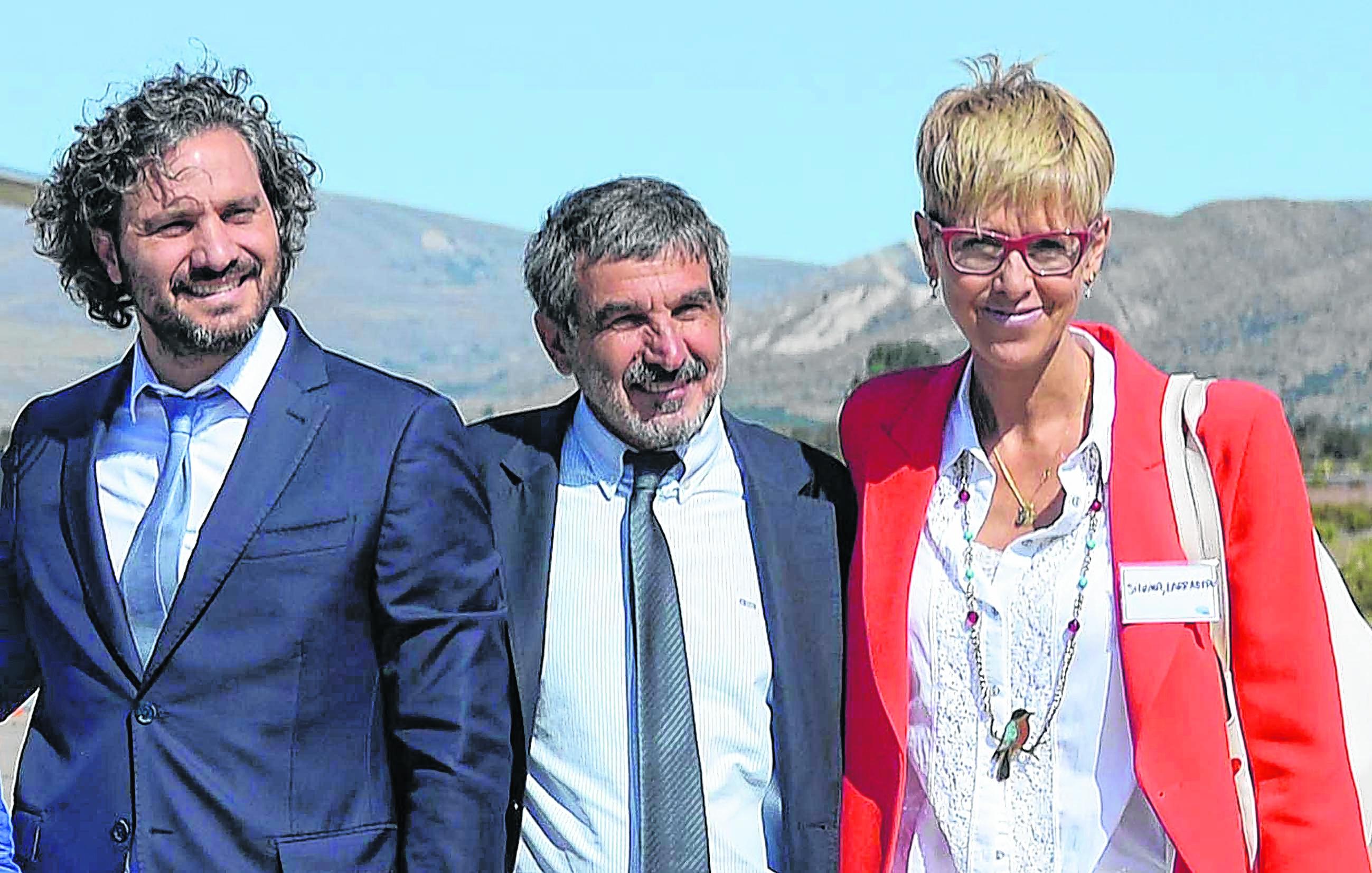 Interna en el PJ: otro dardo de García Larraburu a Soria